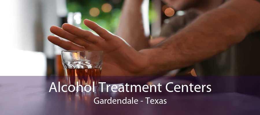 Alcohol Treatment Centers Gardendale - Texas