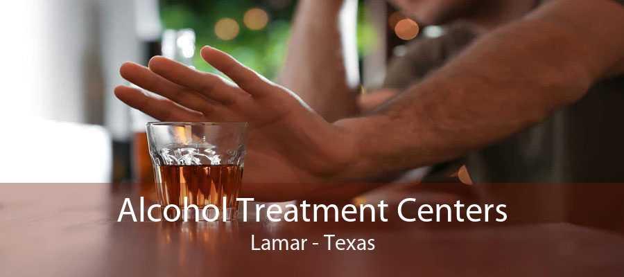 Alcohol Treatment Centers Lamar - Texas