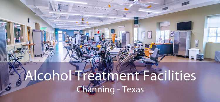 Alcohol Treatment Facilities Channing - Texas