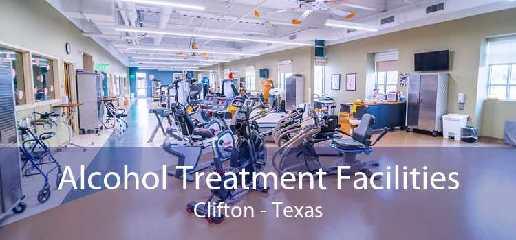 Alcohol Treatment Facilities Clifton - Texas
