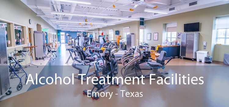 Alcohol Treatment Facilities Emory - Texas
