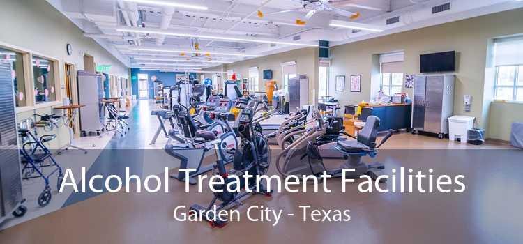 Alcohol Treatment Facilities Garden City - Texas