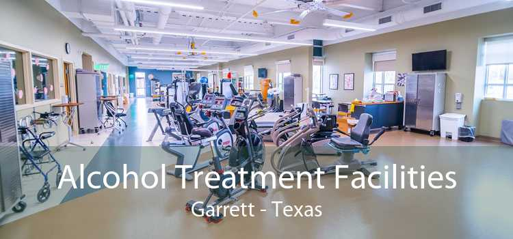 Alcohol Treatment Facilities Garrett - Texas