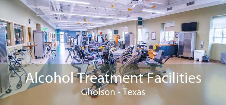 Alcohol Treatment Facilities Gholson - Texas