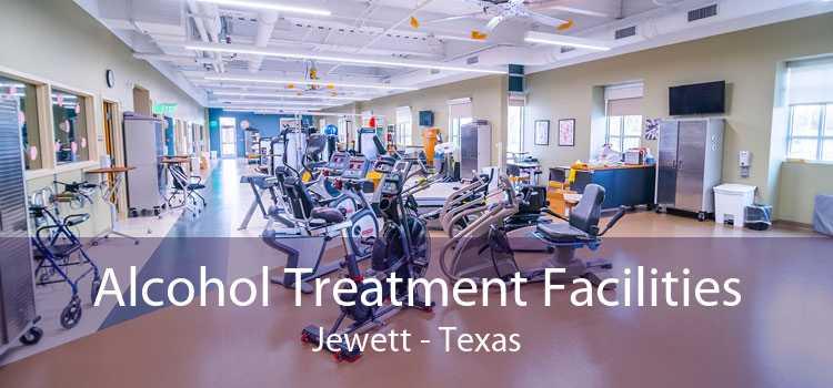 Alcohol Treatment Facilities Jewett - Texas