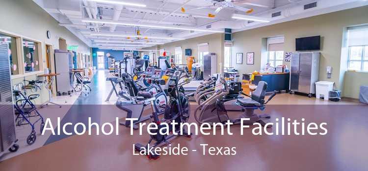 Alcohol Treatment Facilities Lakeside - Texas