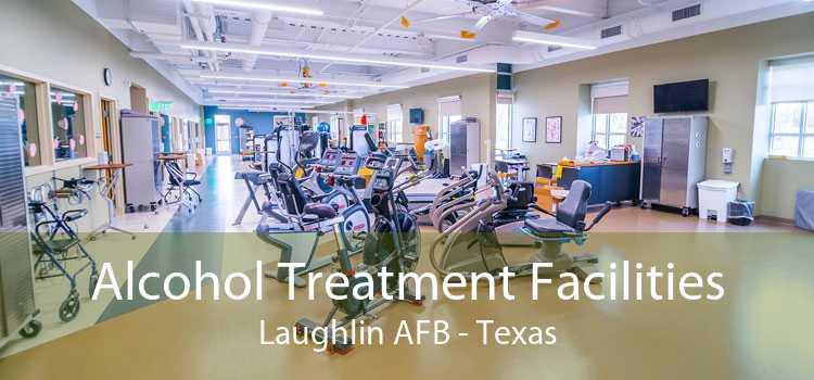 Alcohol Treatment Facilities Laughlin AFB - Texas