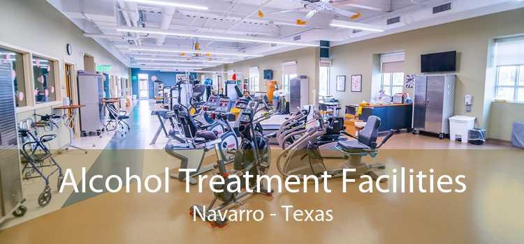 Alcohol Treatment Facilities Navarro - Texas