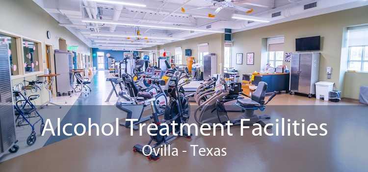 Alcohol Treatment Facilities Ovilla - Texas