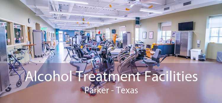 Alcohol Treatment Facilities Parker - Texas