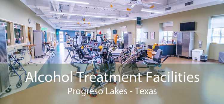 Alcohol Treatment Facilities Progreso Lakes - Texas