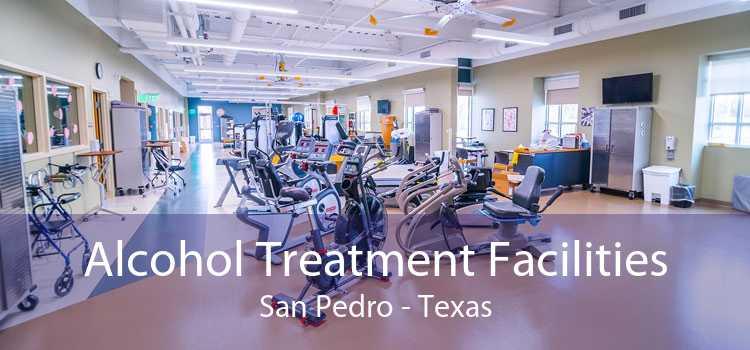 Alcohol Treatment Facilities San Pedro - Texas
