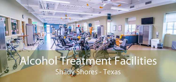 Alcohol Treatment Facilities Shady Shores - Texas