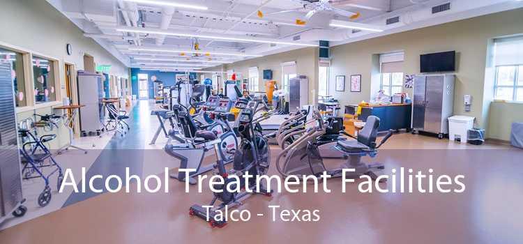 Alcohol Treatment Facilities Talco - Texas