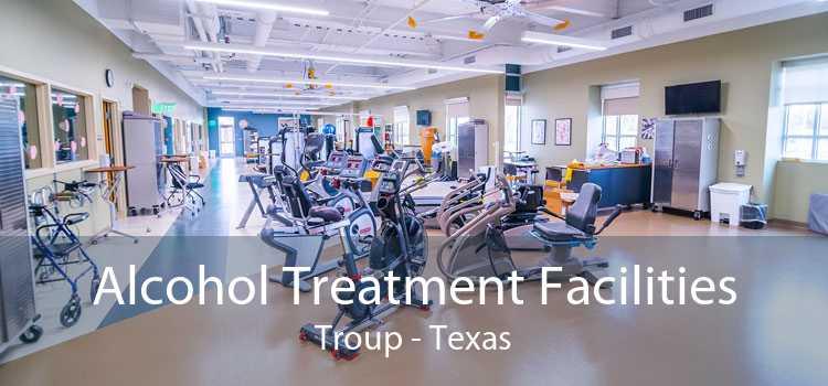 Alcohol Treatment Facilities Troup - Texas