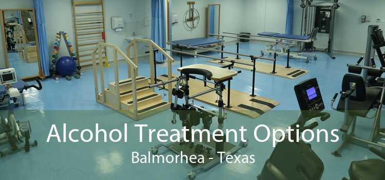Alcohol Treatment Options Balmorhea - Texas