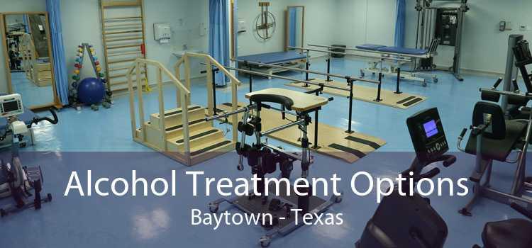 Alcohol Treatment Options Baytown - Texas