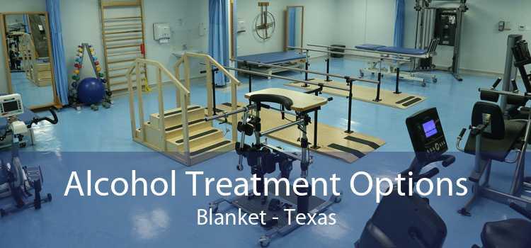 Alcohol Treatment Options Blanket - Texas