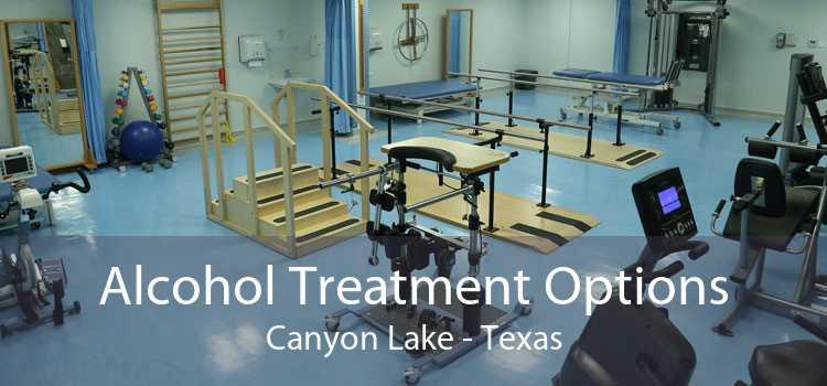 Alcohol Treatment Options Canyon Lake - Texas