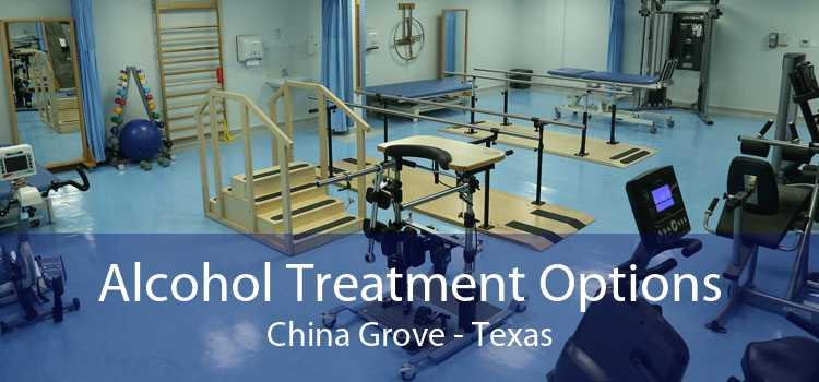 Alcohol Treatment Options China Grove - Texas