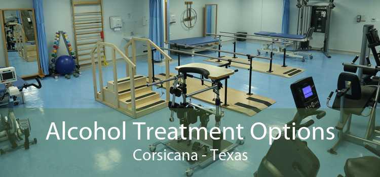 Alcohol Treatment Options Corsicana - Texas