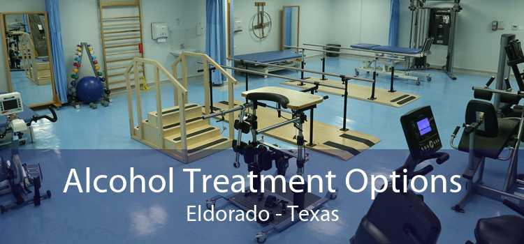 Alcohol Treatment Options Eldorado - Texas
