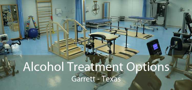 Alcohol Treatment Options Garrett - Texas