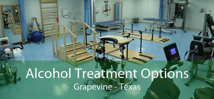 Alcohol Treatment Options Grapevine - Texas