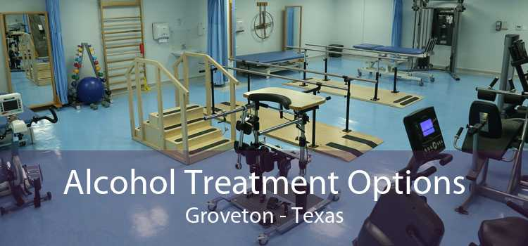 Alcohol Treatment Options Groveton - Texas