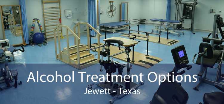 Alcohol Treatment Options Jewett - Texas