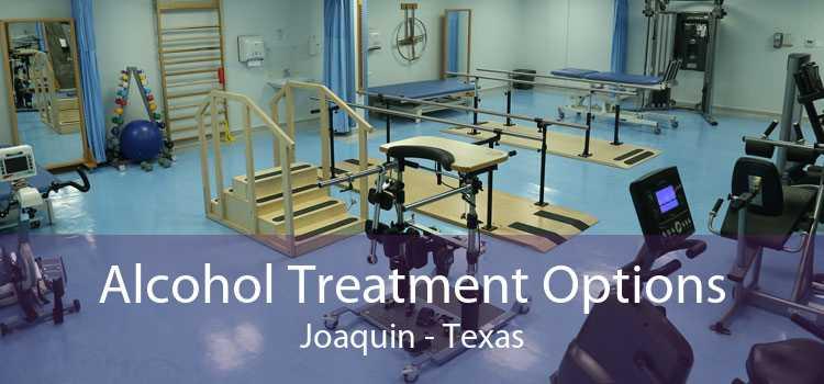 Alcohol Treatment Options Joaquin - Texas