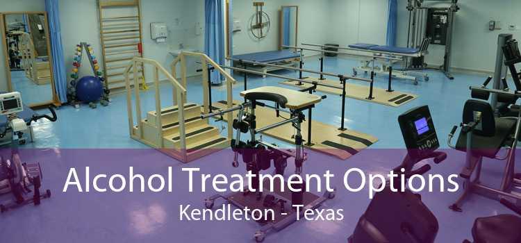 Alcohol Treatment Options Kendleton - Texas