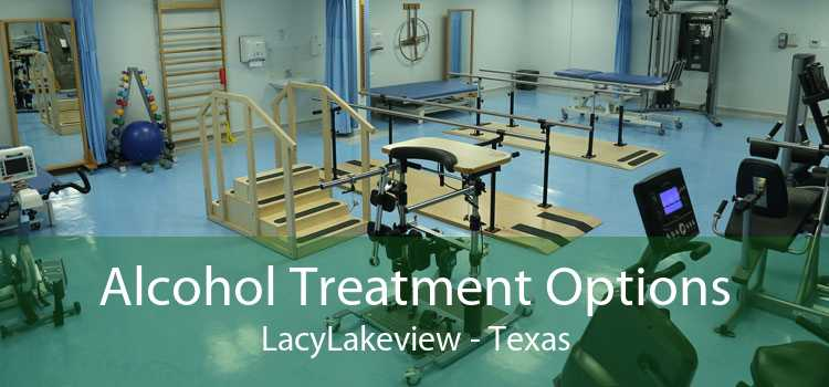 Alcohol Treatment Options LacyLakeview - Texas