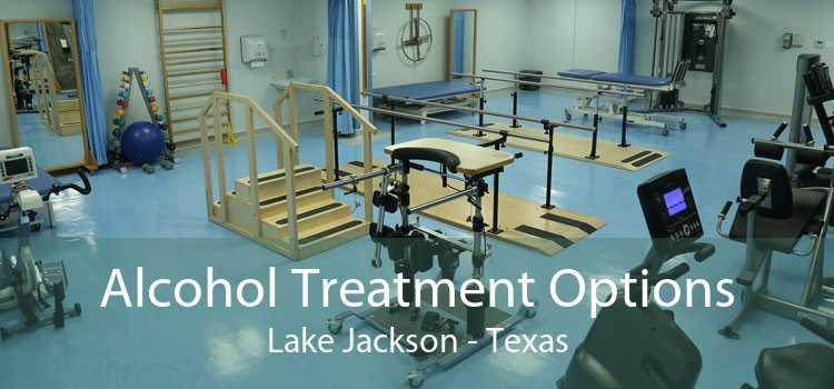 Alcohol Treatment Options Lake Jackson - Texas