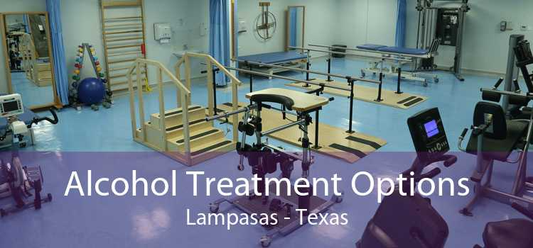 Alcohol Treatment Options Lampasas - Texas