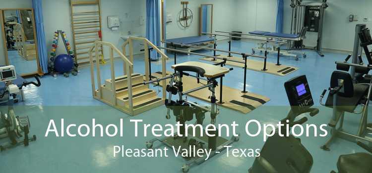 Alcohol Treatment Options Pleasant Valley - Texas