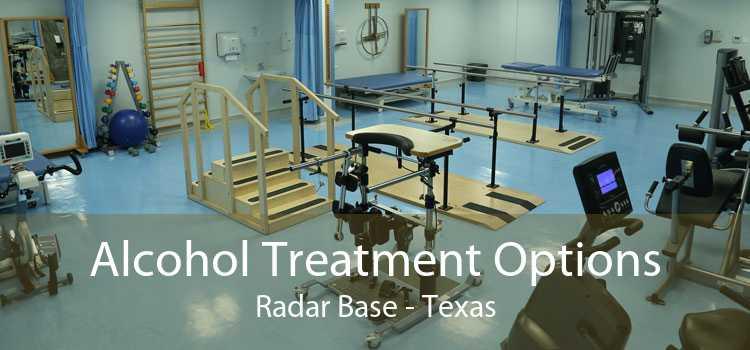 Alcohol Treatment Options Radar Base - Texas