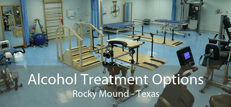 Alcohol Treatment Options Rocky Mound - Texas