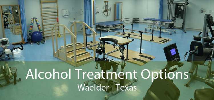 Alcohol Treatment Options Waelder - Texas