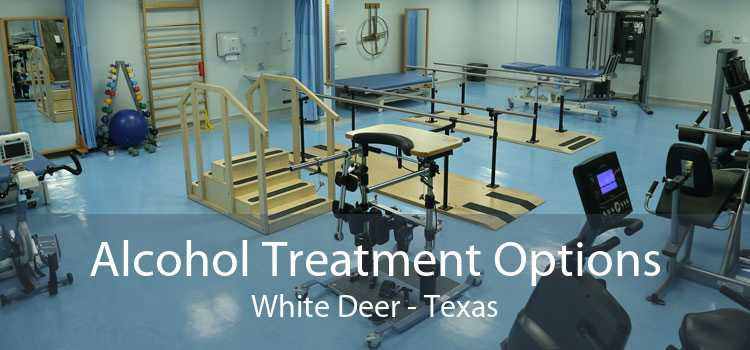 Alcohol Treatment Options White Deer - Texas