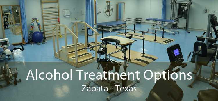 Alcohol Treatment Options Zapata - Texas