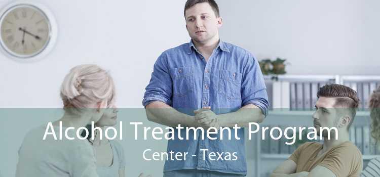 Alcohol Treatment Program Center - Texas