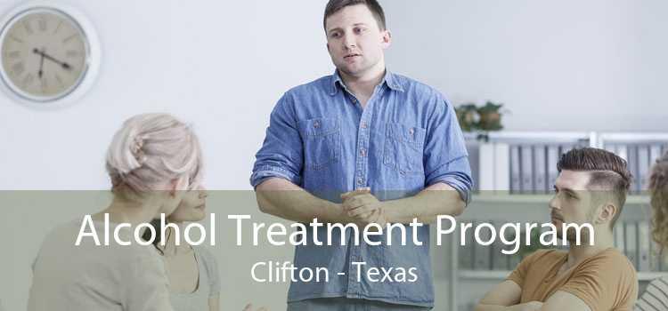 Alcohol Treatment Program Clifton - Texas