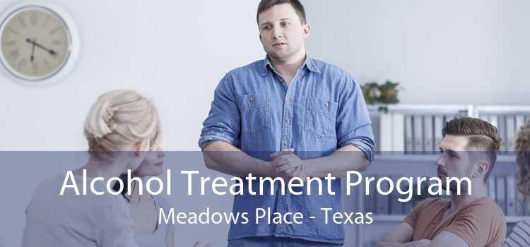 Alcohol Treatment Program Meadows Place - Texas