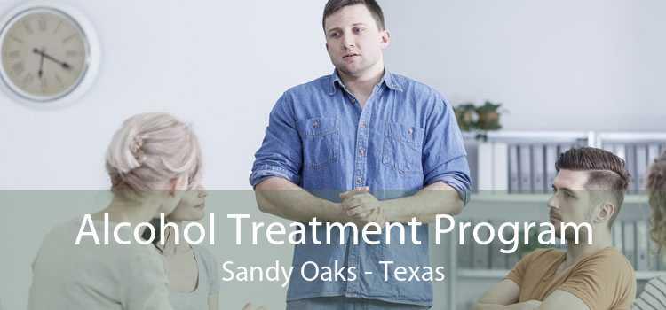 Alcohol Treatment Program Sandy Oaks - Texas
