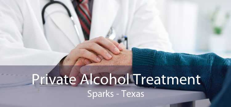 Private Alcohol Treatment Sparks - Texas